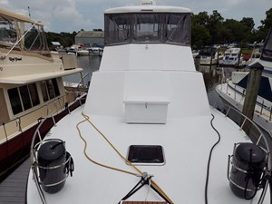 Nicky Boy 19 0021 bow looking aft