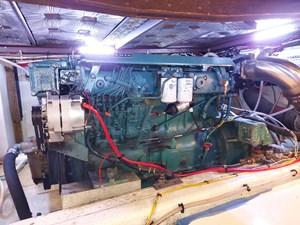 Nicky Boy 78 0124 Engine Room