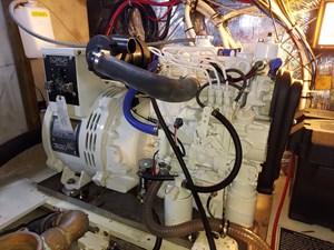 Nicky Boy 79 0125 Engine Room