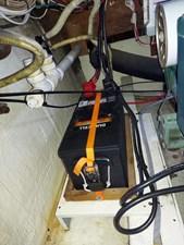 Nicky Boy 84 0130 Engine Room Battery
