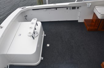 Favor 9 Cockpit