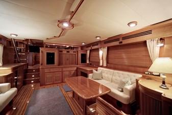 Waypoint 8 Salon facing Starboard
