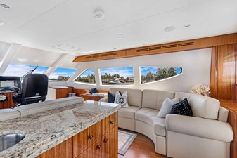 OBSESSION 20 Pilothouse to Starboard