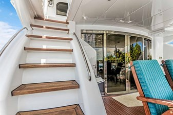 OBSESSION 55 Boat Deck Steps