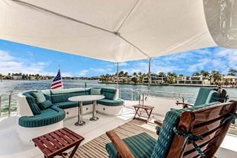 OBSESSION 57 Boat Deck Lounge Aft