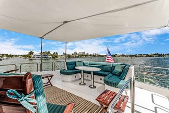 OBSESSION 59 Boat Deck Looking Aft