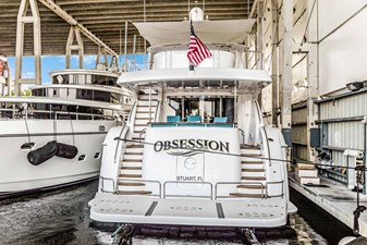 OBSESSION 75 Under Cover Stored till Sold