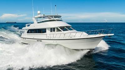 SEA FOAM 1 SEA FOAM 2002 HATTERAS Sport Deck MY Motor Yacht Yacht MLS #272322 1