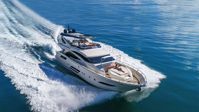 Golden 3 3 Golden 3 2015 DOMINATOR 800 Motor Yacht Yacht MLS #272324 3