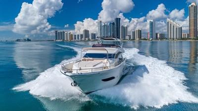 Golden 3 4 Golden 3 2015 DOMINATOR 800 Motor Yacht Yacht MLS #272324 4