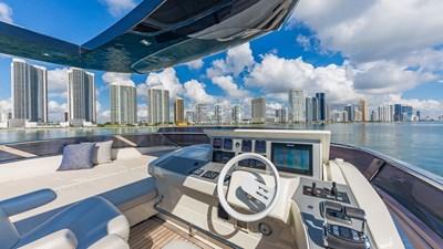 Golden 3 6 Golden 3 2015 DOMINATOR 800 Motor Yacht Yacht MLS #272324 6