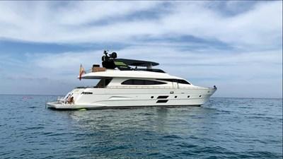 LIBERATA 2 Canados 86 motor yacht Liberata - 00012