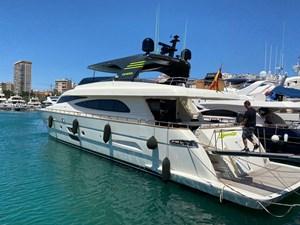 LIBERATA 4 Canados 86 motor yacht Liberata - 00010