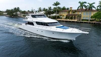 VANQUISH 0 VANQUISH 2003 WEST BAY  Motor Yacht Yacht MLS #272334 0