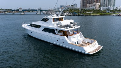 VANQUISH 3 VANQUISH 2003 WEST BAY  Motor Yacht Yacht MLS #272334 3
