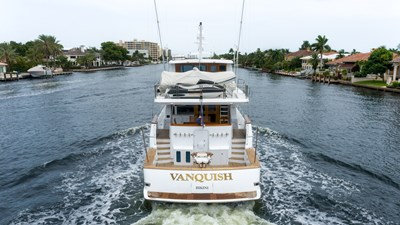 VANQUISH 4 VANQUISH 2003 WEST BAY  Motor Yacht Yacht MLS #272334 4