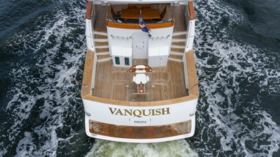 VANQUISH 5 VANQUISH 2003 WEST BAY  Motor Yacht Yacht MLS #272334 5