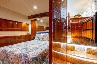 FAMILY BUSINESS 19 Forward Guest Stateroom