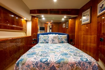 FAMILY BUSINESS 20 Forward Guest Stateroom