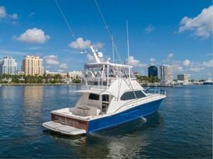 FAMILY BUSINESS 1 FAMILY BUSINESS 2006 RIVIERA Sport Fish Sport Fisherman Yacht MLS #272343 1