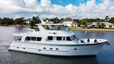 Suzsea 0 2008 Outer Reef Yachts 73'