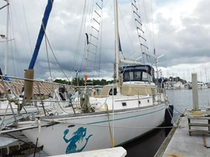 Calypso's Mermaid 117 150