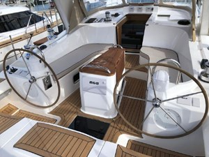 New Boat Order - 2022 Southerly 480 6
