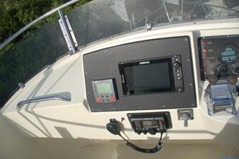 MAHALO 27 Chartplotter-Autopilot-VHF-bow thruster
