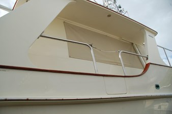 MAHALO 33 Side Deck Entry Gates