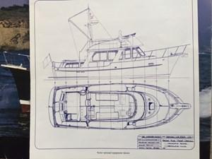 MAHALO 37 Line Drawing Bruce King Design