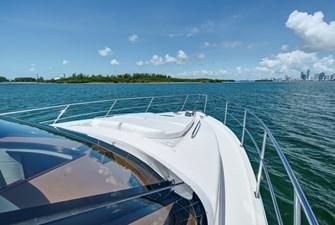 Misty K 51 Misty K- Starboard bow