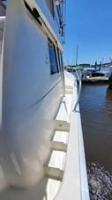 Aqua-Bago 41 41DeckStarboardWalkway