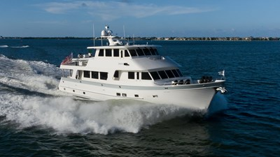 Ruff Seas 0 2018 Outer Reef Yachts 86'
