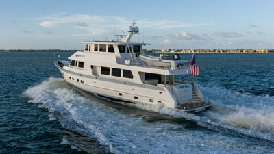 Ruff Seas 1 Ruff Seas 2018 OUTER REEF YACHTS 860 DBMY- Sky Lounge Motor Yacht Yacht MLS #272398 1
