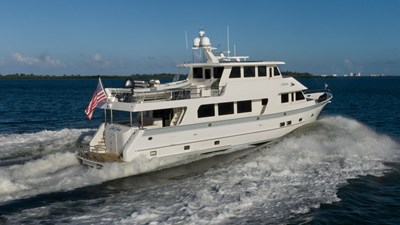 Ruff Seas 3 Ruff Seas 2018 OUTER REEF YACHTS 860 DBMY- Sky Lounge Motor Yacht Yacht MLS #272398 3