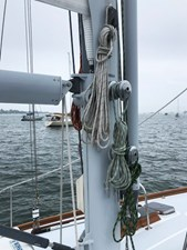 MARIPOSA 19 Spar and Rigging