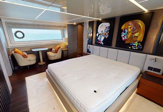 QUID NUNC 23 23. Master Cabin