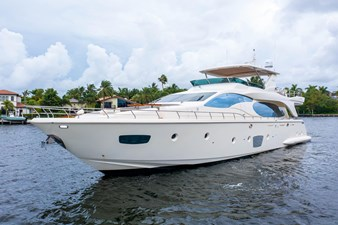Knot Broke 1 Knot Broke 2009 AZIMUT YACHTS Flybridge Motor Yacht Yacht MLS #272404 1