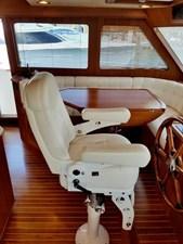 Doña Mimi 11 10. Pilothouse helm chair