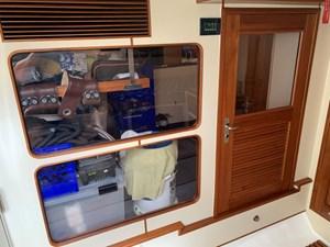 Doña Mimi 34 34. Crew quarters storage room (starboard)