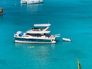 Disco Boat 0 Aquila 443 luxury catamaran