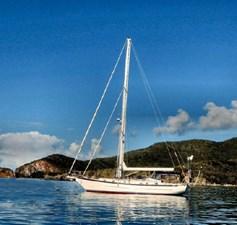 2001 Cabo Rico 45 1 2001 Cabo Rico 45 2001 CABO 45 Cruising Sailboat Yacht MLS #272412 1