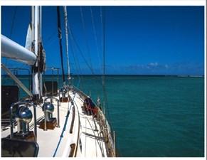 2001 Cabo Rico 45 2 2001 Cabo Rico 45 2001 CABO 45 Cruising Sailboat Yacht MLS #272412 2