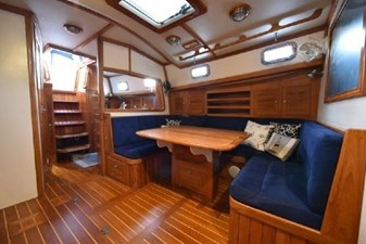 2001 Cabo Rico 45 3 2001 Cabo Rico 45 2001 CABO 45 Cruising Sailboat Yacht MLS #272412 3