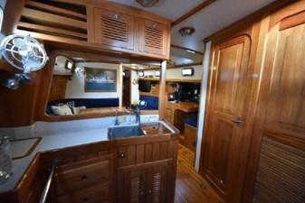 2001 Cabo Rico 45 4 2001 Cabo Rico 45 2001 CABO 45 Cruising Sailboat Yacht MLS #272412 4