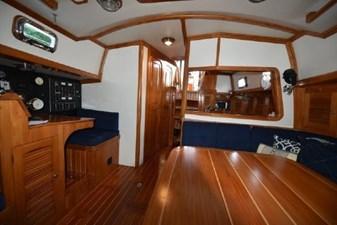 2001 Cabo Rico 45 5 2001 Cabo Rico 45 2001 CABO 45 Cruising Sailboat Yacht MLS #272412 5
