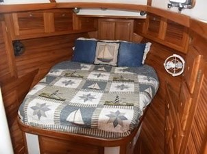 2001 Cabo Rico 45 6 2001 Cabo Rico 45 2001 CABO 45 Cruising Sailboat Yacht MLS #272412 6