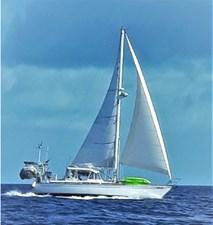 GALLIVANT 0 GALLIVANT 1987 GULFSTAR 45 Cruising Sailboat Yacht MLS #272413 0