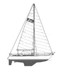 GALLIVANT 2 GALLIVANT 1987 GULFSTAR 45 Cruising Sailboat Yacht MLS #272413 2