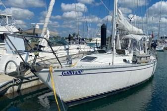 GALLIVANT 3 GALLIVANT 1987 GULFSTAR 45 Cruising Sailboat Yacht MLS #272413 3